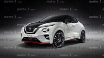 Nissan Juke Nismo illustration