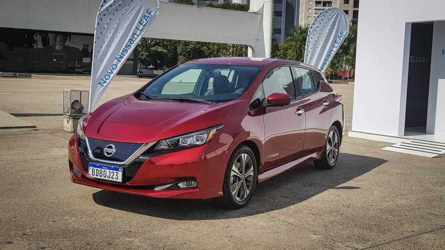 Avaliação: Nissan Leaf quer ser iPhone dos carros elétricos no Brasil