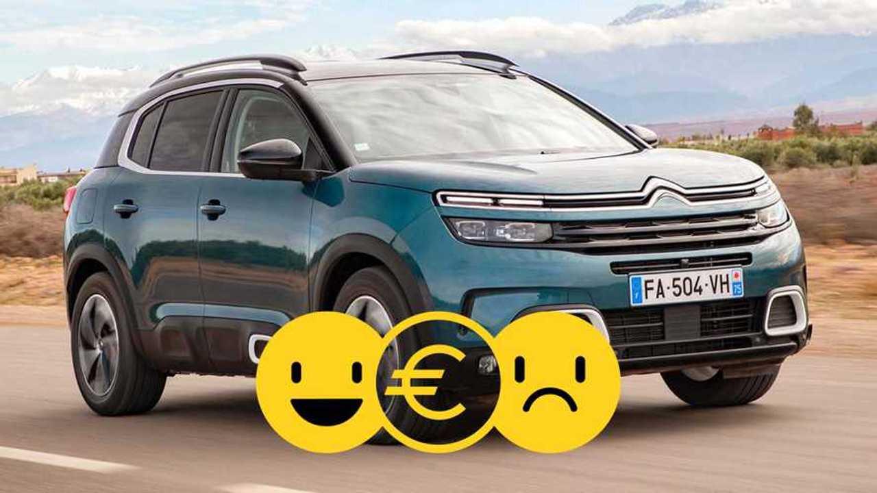 Citroën C5 Aircross à 239 €/mois