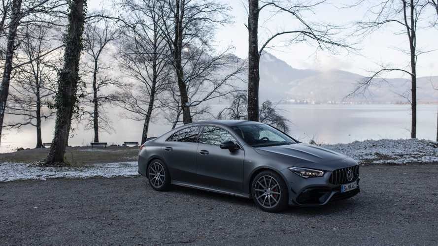 2020 Mercedes-AMG CLA 45: First Drive