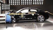 EuroNCAP-Crashtest: Sind Porsche Taycan und Tesla Model X sicher?
