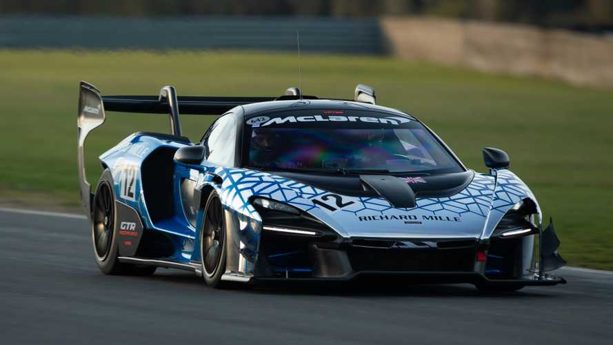 McLaren Senna GTR, primer contacto: domando a la bestia sin correa