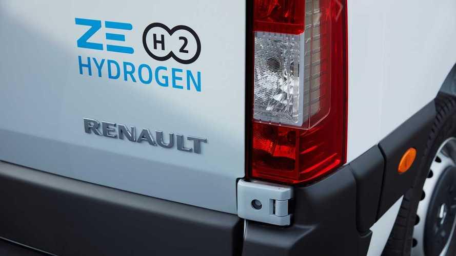 Renault al CES di Las Vegas con il Master Z.E. Hydrogen