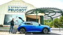 Sochaux - Palermo, il viaggio con la nuova Peugeot 208