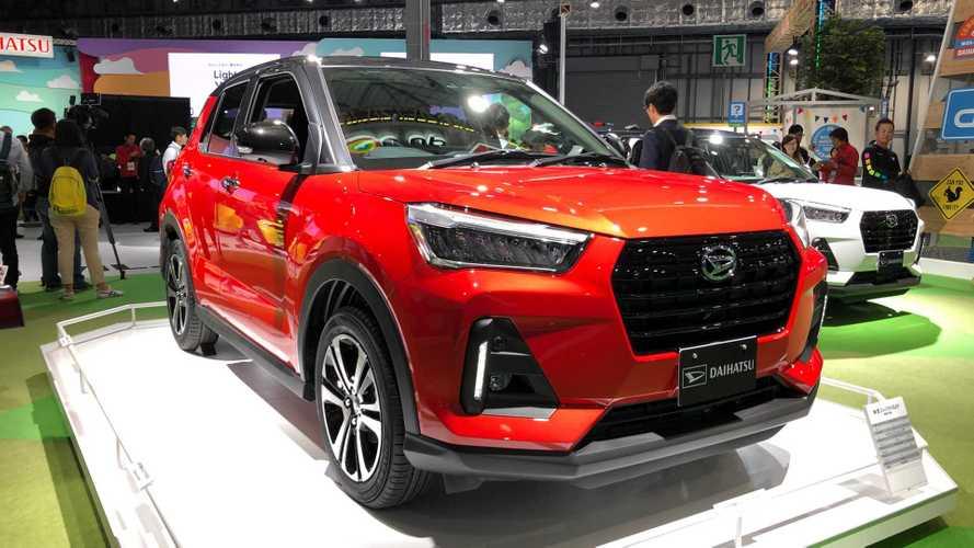 2020 Daihatsu Rocky Tokyo'da tanıtıldı