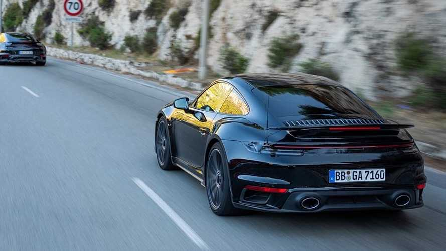 Test Porsche 992 Turbo