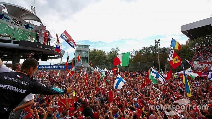 La F1 no descansa: los horarios del GP de Italia 2019