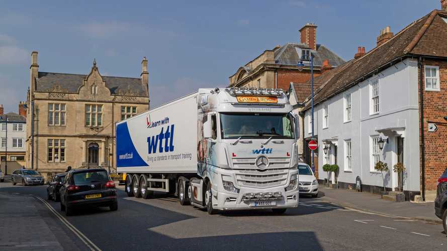 Councils want powers to fine lorries that block village streets