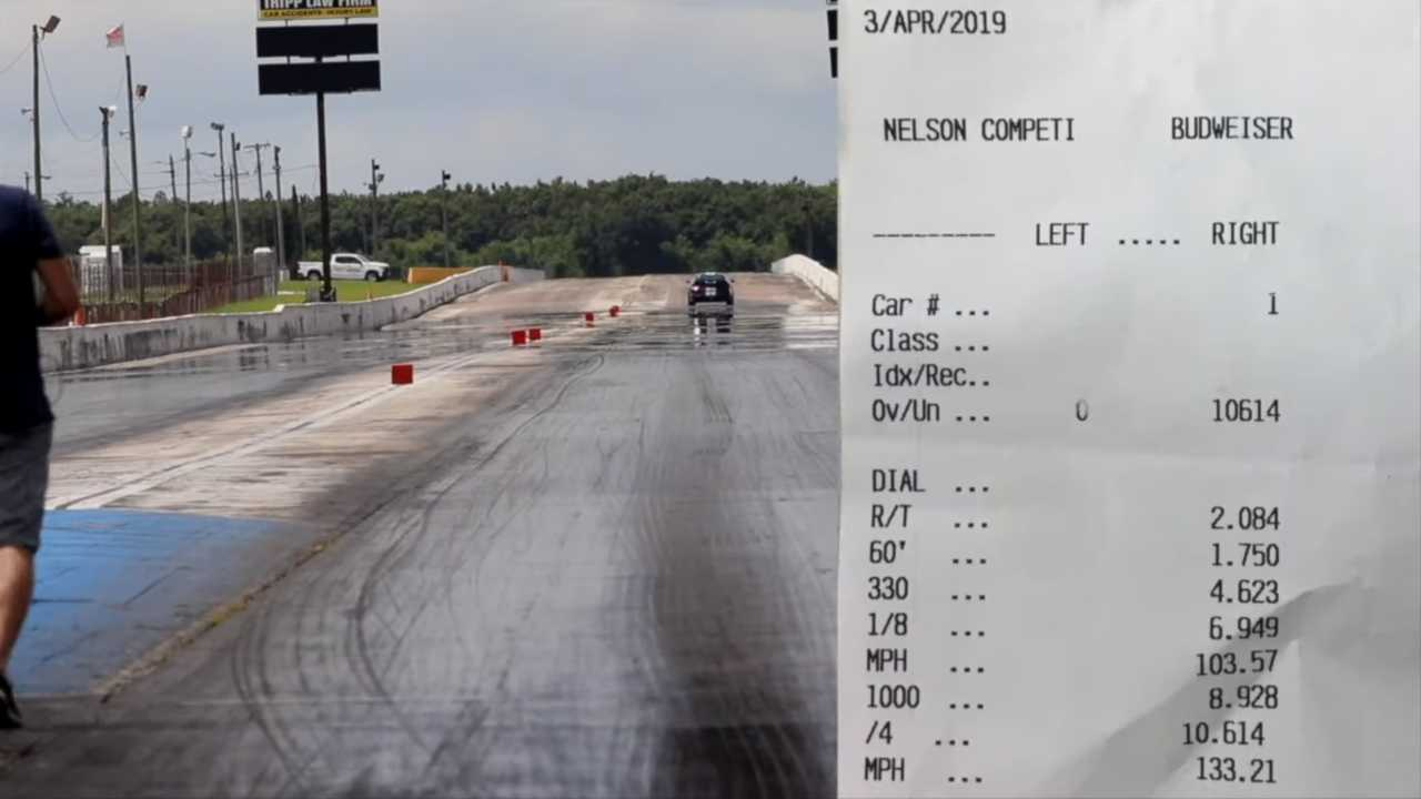 Bradenton Drag Strip >> 2020 Shelby GT500 Can Do The Quarter Mile In 10.61 At 133 MPH