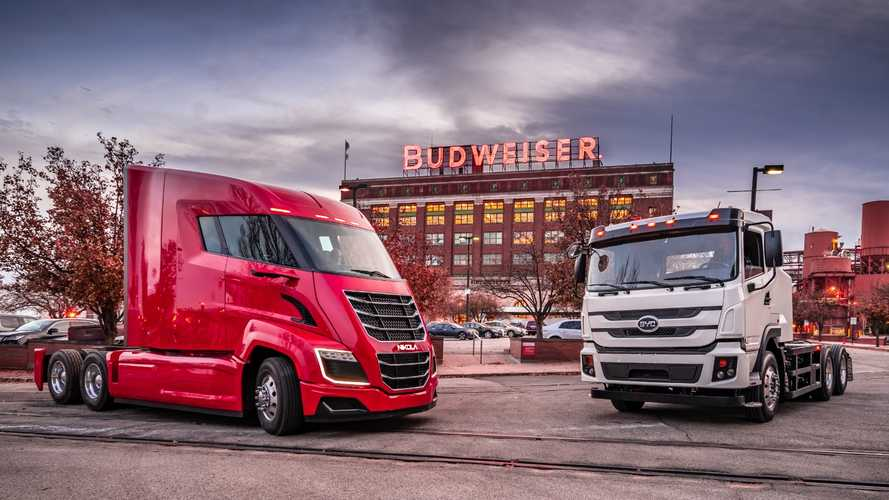 Anheuser-Busch Completes First Ever Zero-Emission Beer Delivery