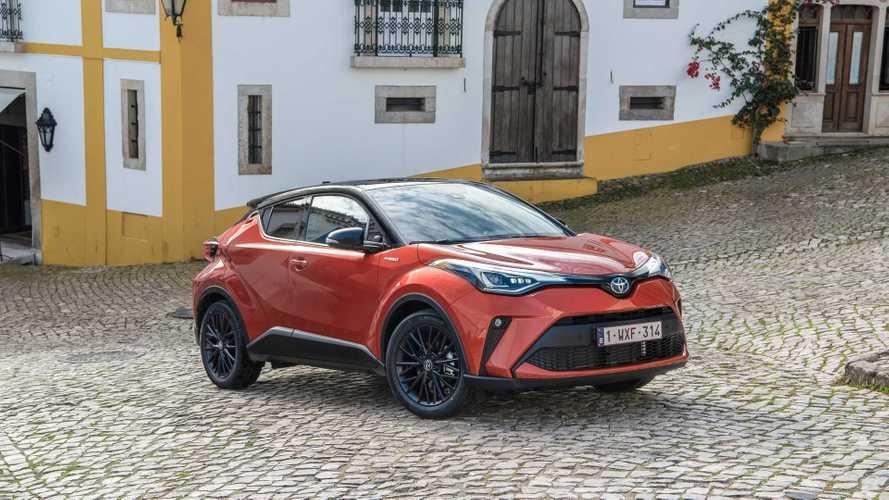 Toyota C-HR 2020: precios y descuentos del SUV híbrido
