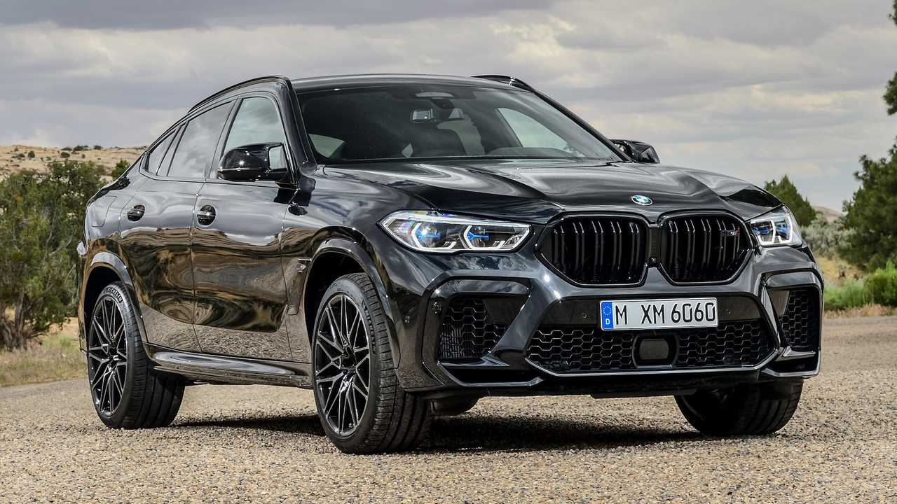 BMW X6 M / Competition 2020