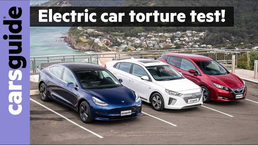 Battle Of Affordable EVs: Tesla Model 3, Nissan LEAF, Hyundai Ioniq
