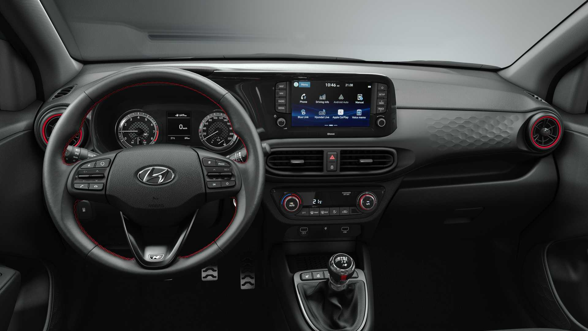 2020 Hyundai I10 Revealed With Upscale Design Better Interior