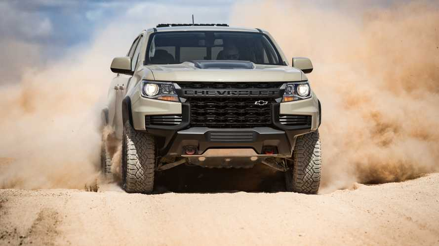 2021 Chevy Colorado To Be Available In Three New Packages