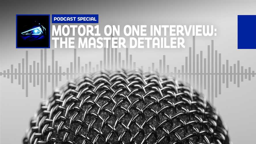 Motor1 On One With Master Detailer Todd Cooperider
