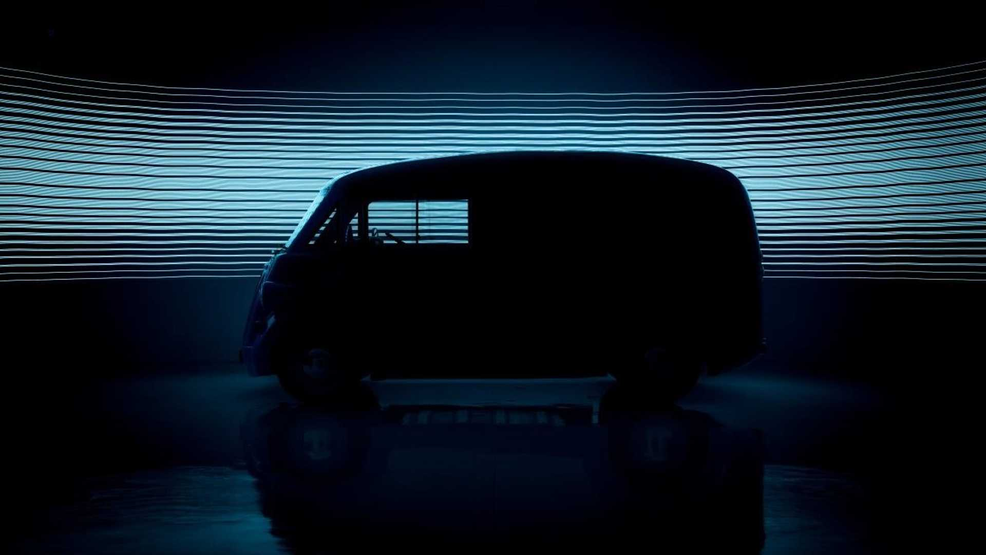 Morris is back with an all-new electric van