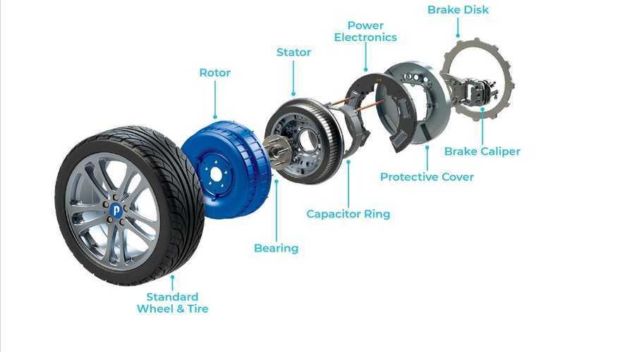 Motori elettrici nelle ruote delle auto, pregi e difetti