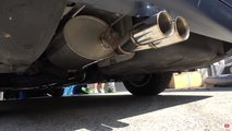 Mercedes S600 12k Exhaust System