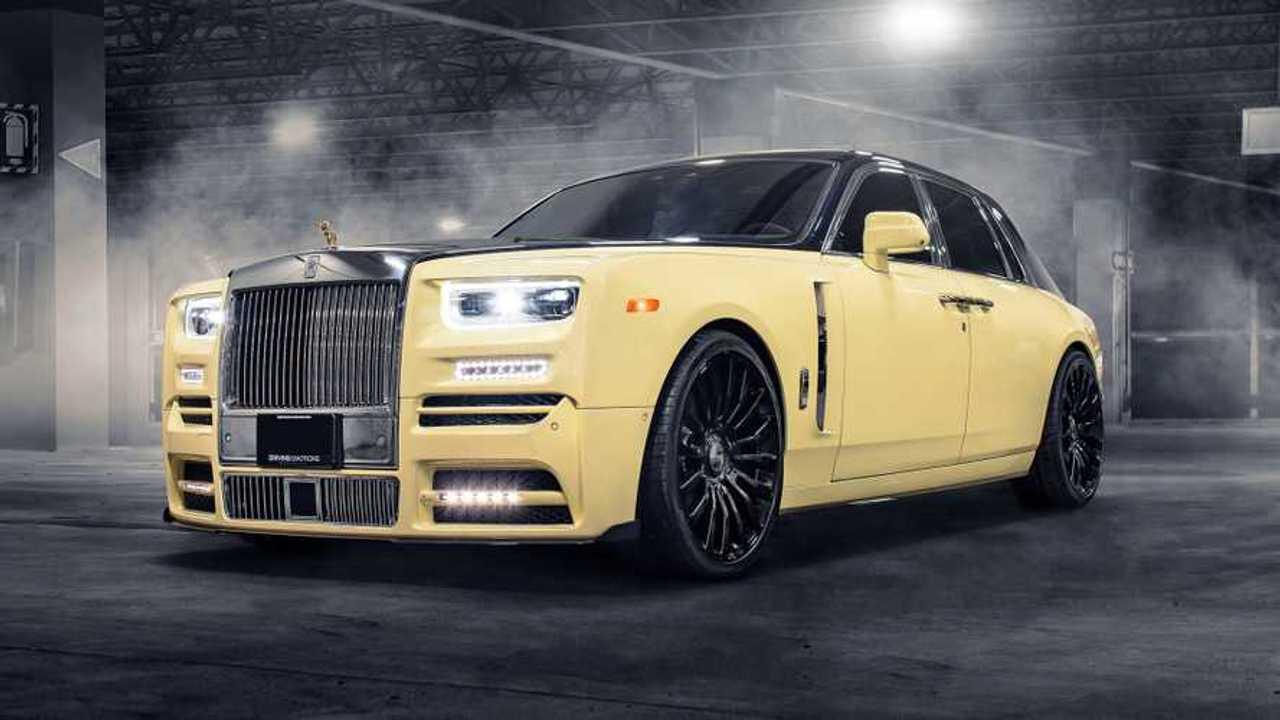 Rolls Royce, Drake