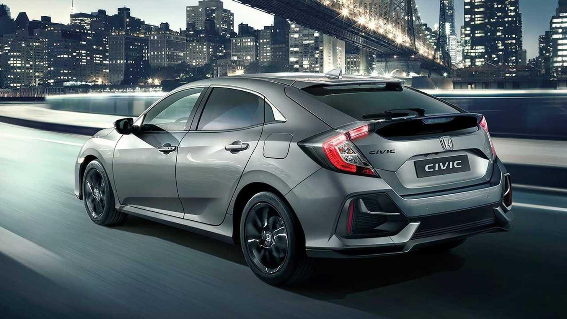 2020 Honda Civic Picture
