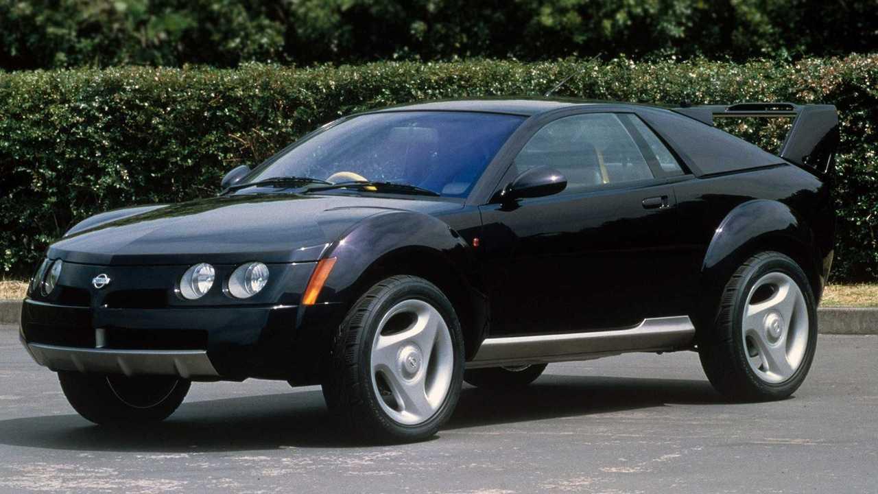 1997 Nissan Trail Runner konsepti