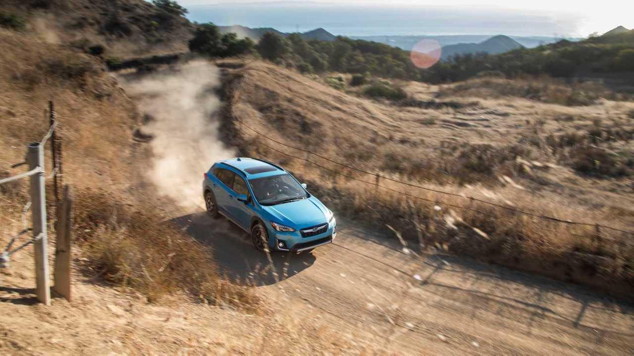 2019 Subaru Crosstrek Hybrid: First Drive