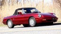 Alfa Romeo Spider (duetto)