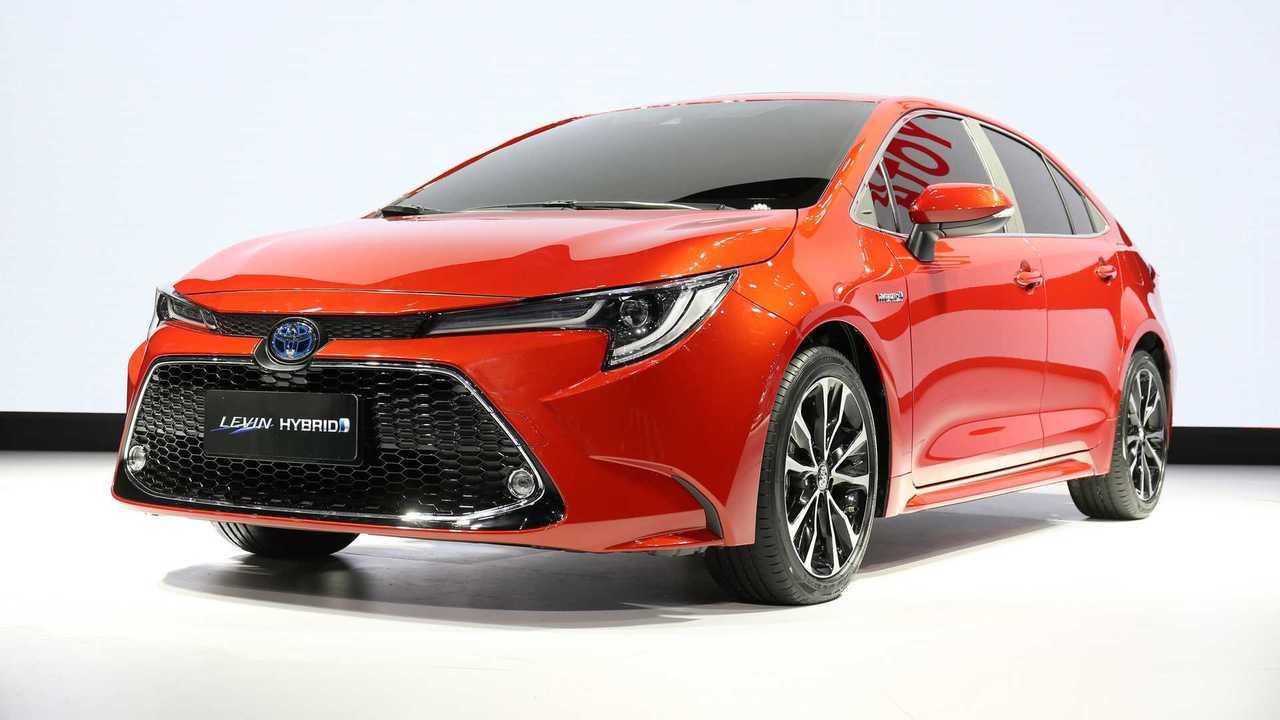 2020 Toyota Corolla sedan
