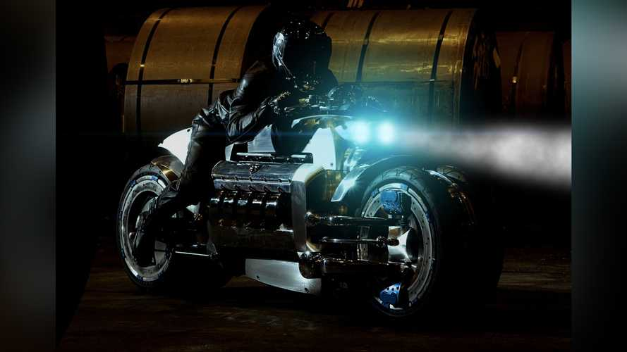 That Time Dodge Made A Motorcycle With A Viper Engine