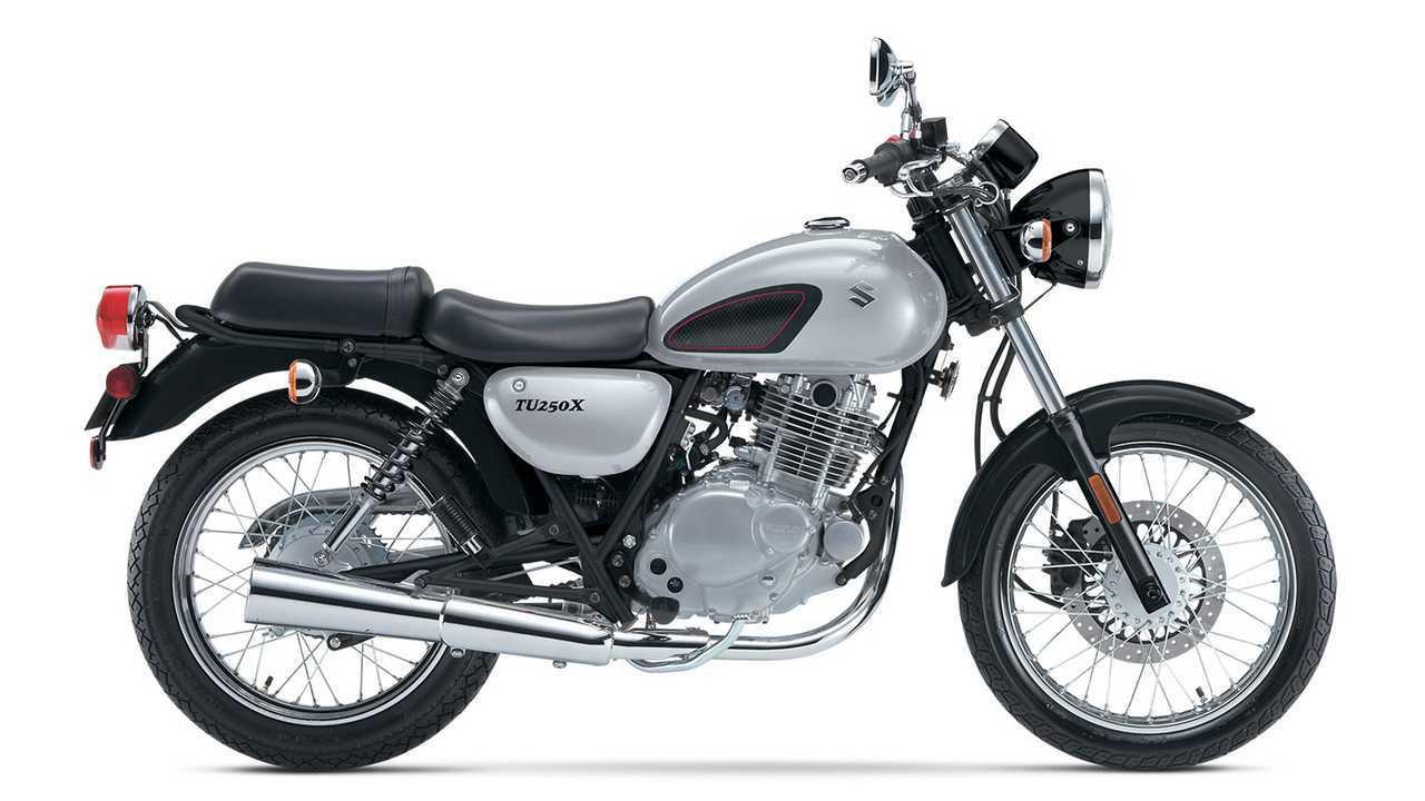 Retro: Suzuki TU250X