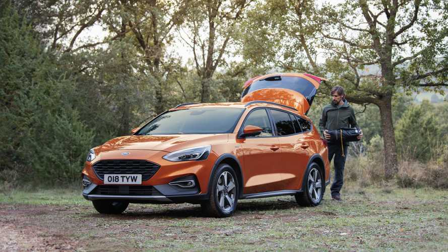 New Ford Focus Active Estate is here to take on VW's Golf AllTrack