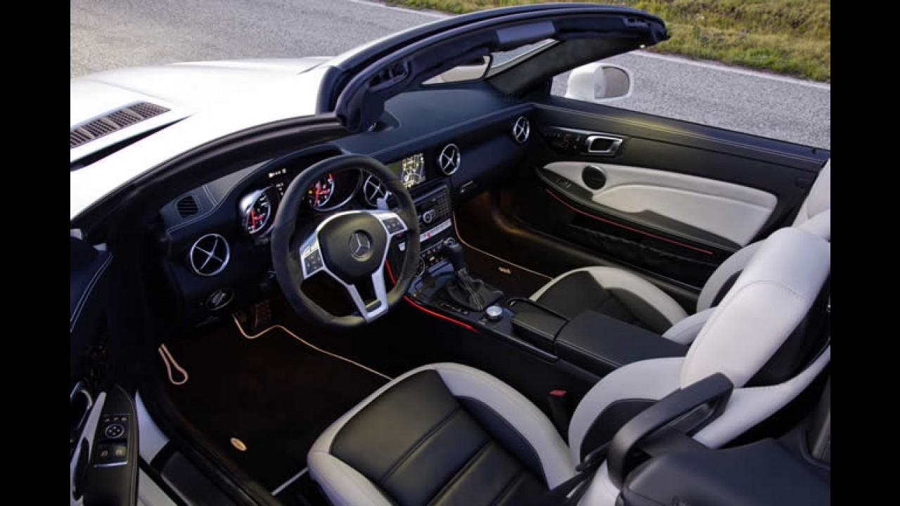 Lançamento: Nova Mercedes SLK 55 AMG chega ao Brasil por 239.900 dólares