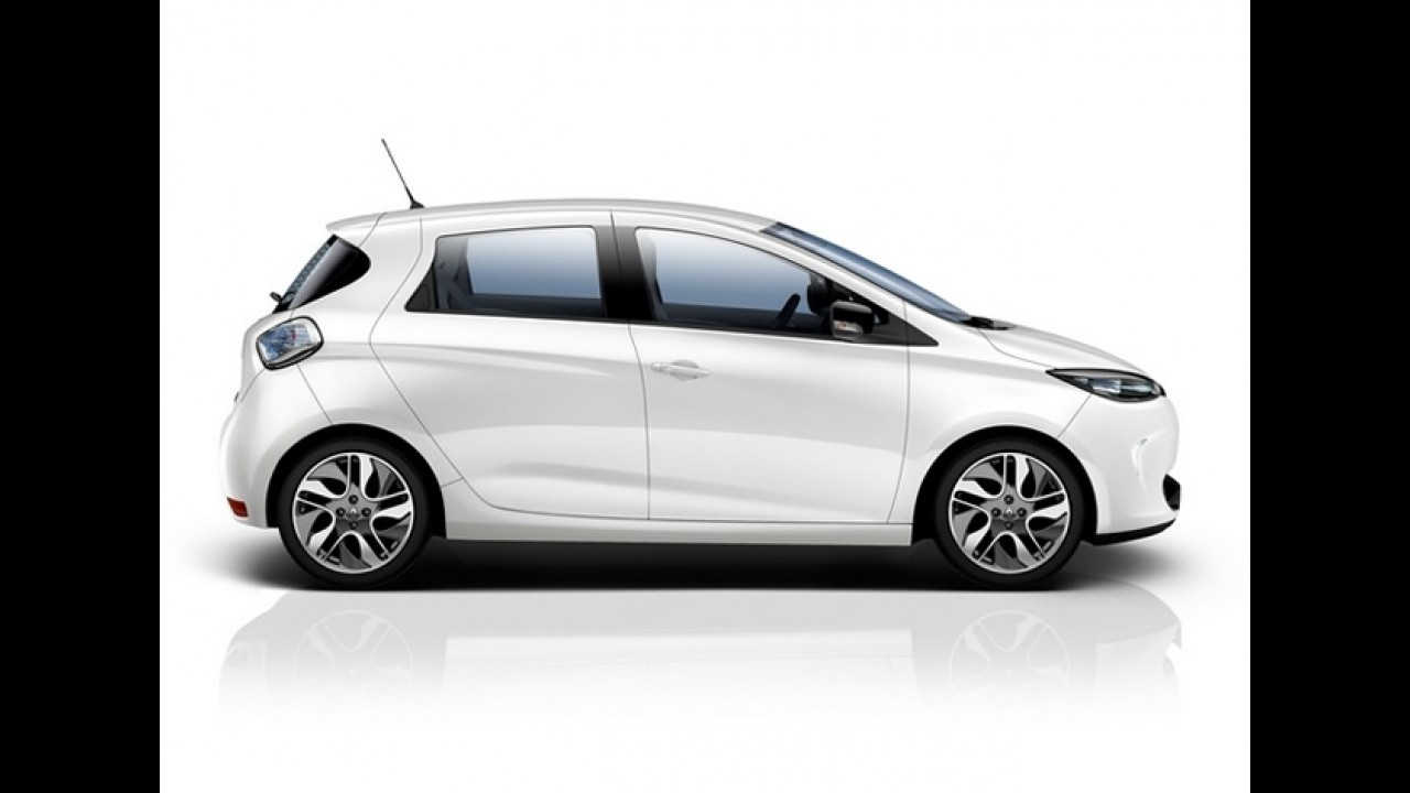 Salão de Genebra:  Renault lança o compacto elétrico Zoe