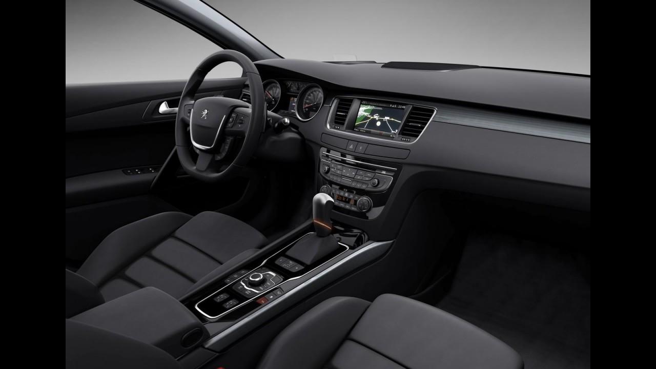Novo Peugeot 508 é lançado no México com motor 1.6 Turbo e preço inicial equivalente a R$ 55.674,00