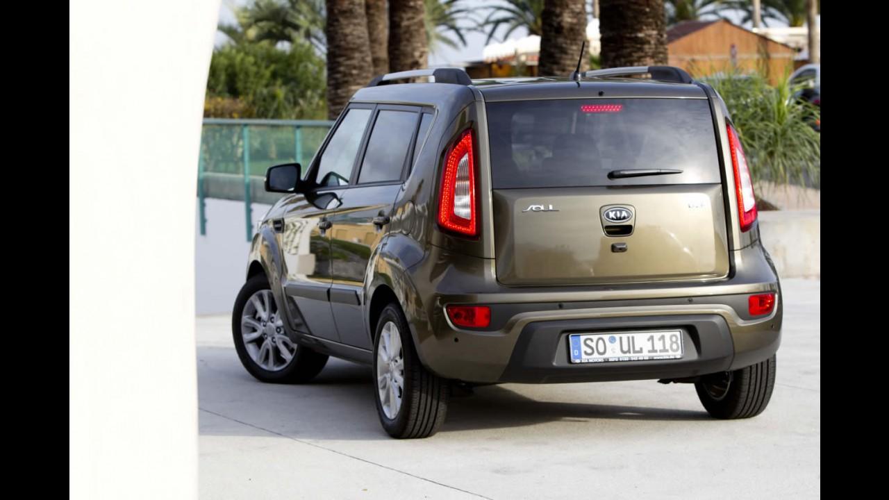 Fotos: Kia Soul 2012 deve receber motor 1.6 GDI de 140 cavalos na Europa