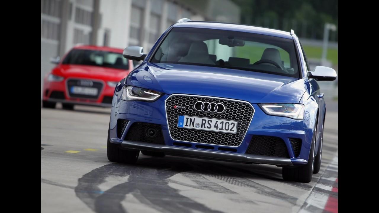 Ainda mais poderosa, nova Audi RS4 Avant chega por R$ 438,7 mil