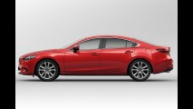 Oficial: Mazda6 tem as primeiras imagens reveladas antes da estréia