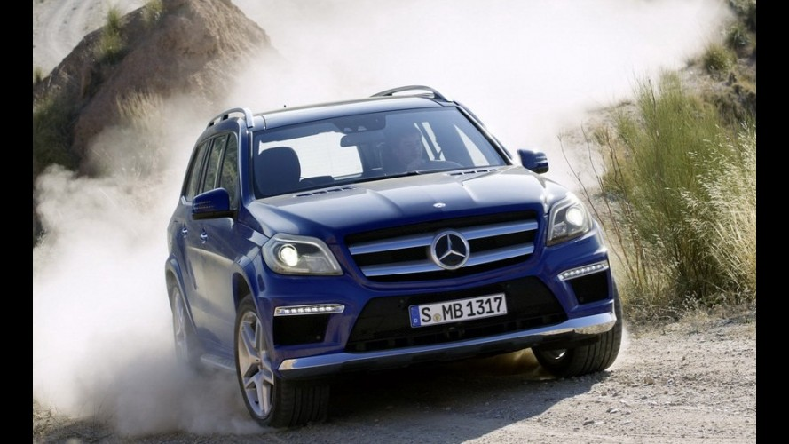 "Mercedes-Benz GL é eleito ""SUV do Ano"" nos Estados Unidos"