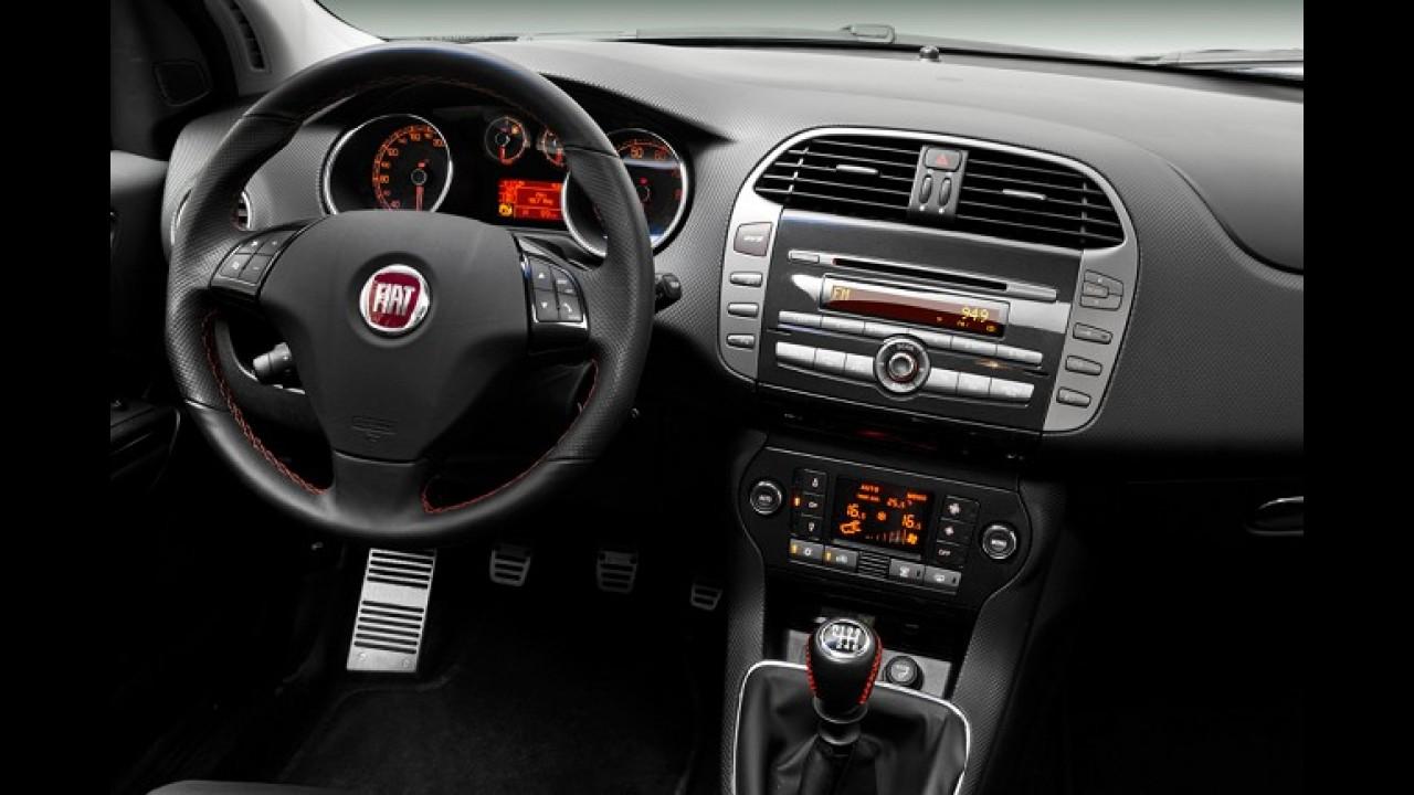 Fiat Bravo T-Jet chega às concessionárias custando a partir de R$ 68.950