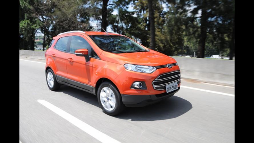 Volta rápida: Ford EcoSport Titanium Powershift - Com câmbio de dupla embreagem, modelo exibe sua melhor forma