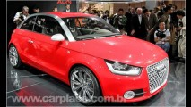 Confirmado: Novo compacto Audi A1 será lançado no Brasil no ano que vem