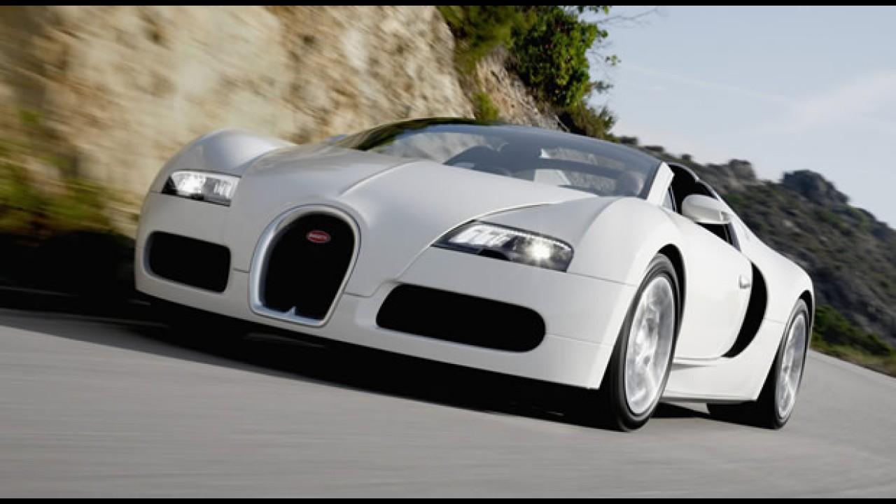 Salão do Automóvel 2010: Buggati Veyron tem presença confirmada