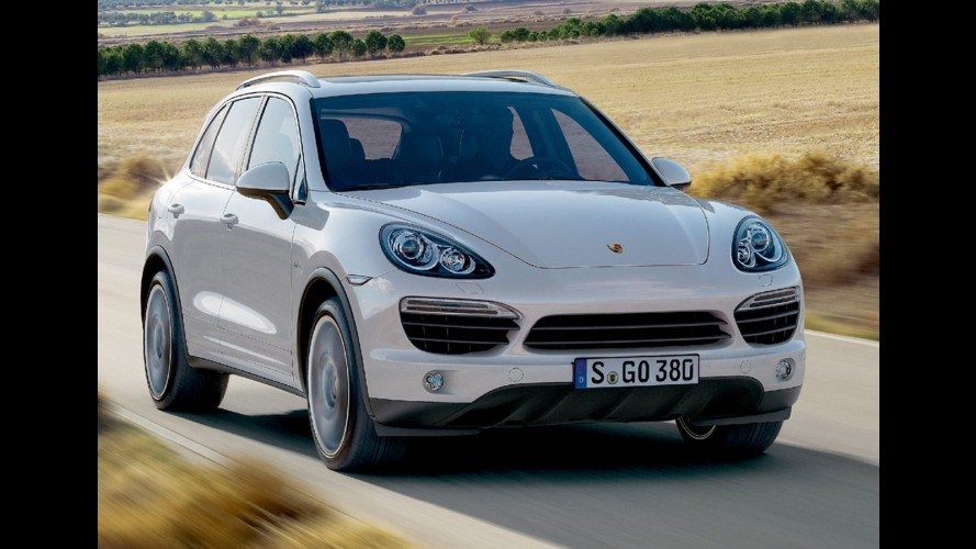 Novo Porsche Cayenne chega ao Brasil com preço inicial de R$ 379 mil