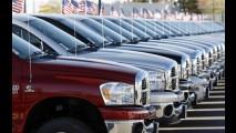 Montadoras reduzem incentivos nos Estados Unidos