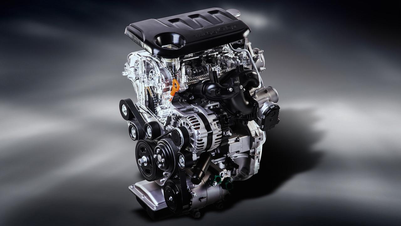 Three-Cylinder Engine