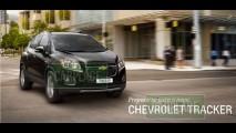 Chevrolet Tracker é o nome do utilitário esportivo Trax no Brasil