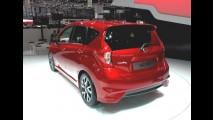 Salão de Genebra: Nissan Note europeu é bem melhor que americano