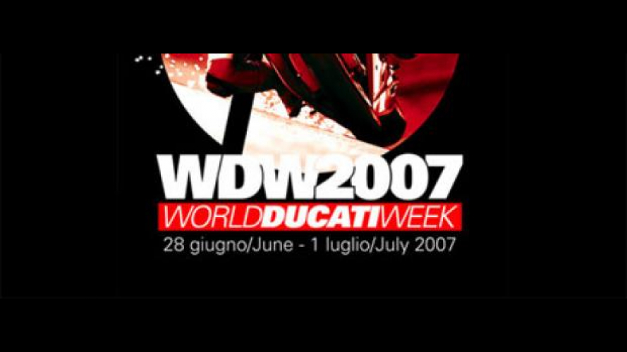 Ducati WDW 2007