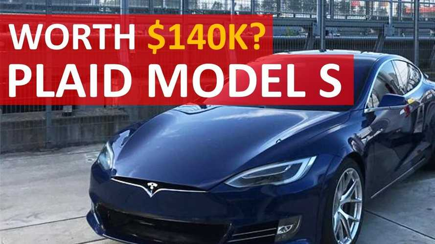 Tesla Model S Plaid: Is It Really Worth $140,000?